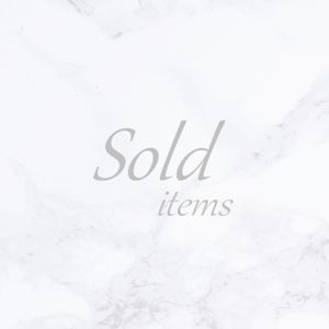 Other - Sold items passed here